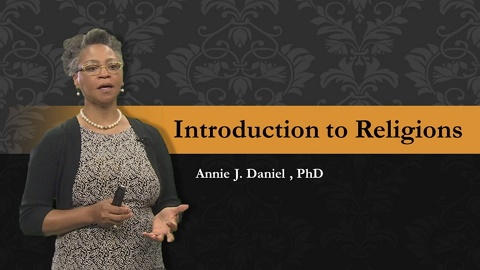 Introduction to Religions JNC2017001